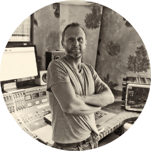 Danton Supple - Record Producer and Mixer (Coldplay, Kylie Minogue, Patti Smith)